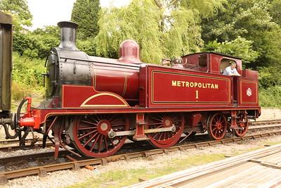 Forest Of Dean Steam Railway - Set 18