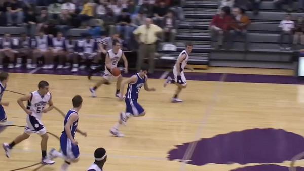 Darlington vs Armuchee Double OT 1-18-2008 video
