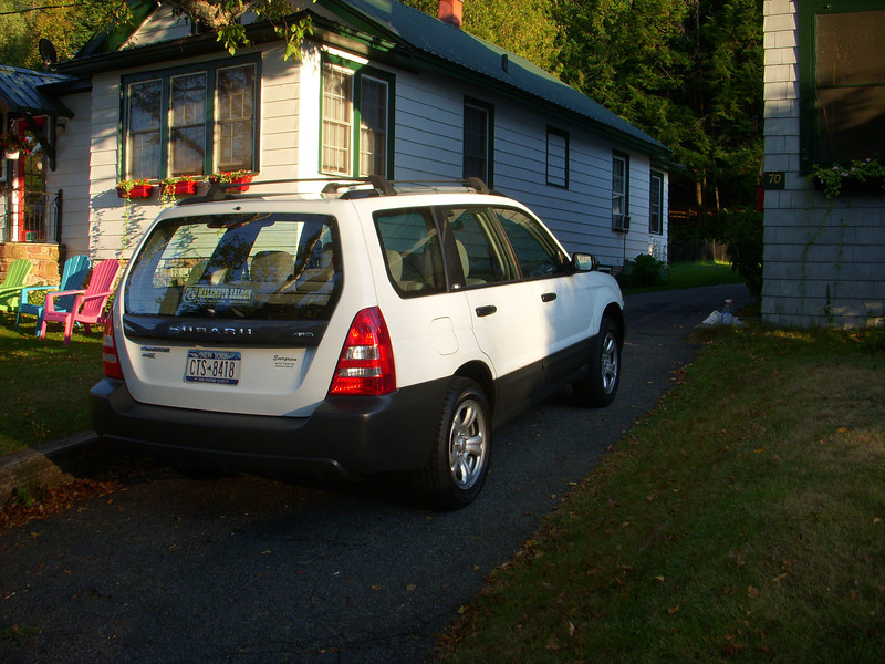 Our new 2004 Subaru Forester,sep 12, 2012. DSCN0299.JPG