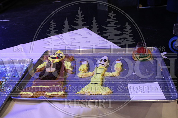 February 20 - Gingerbread Wars