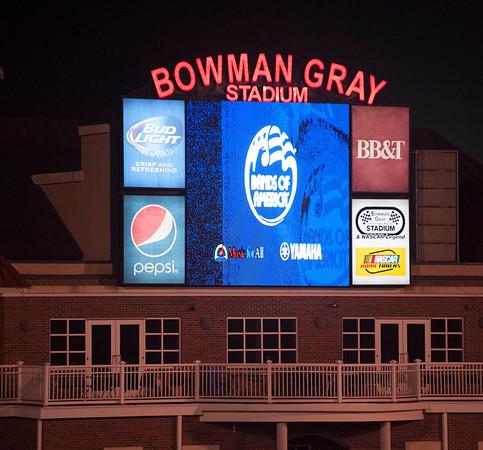 2013-10-19: BOA Super Regional Winston-Salem