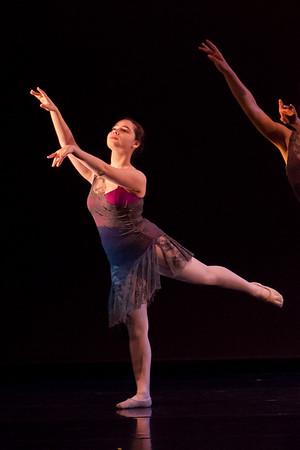 Ballet 5, 6/02/16 (Nichola's Thurs. class)