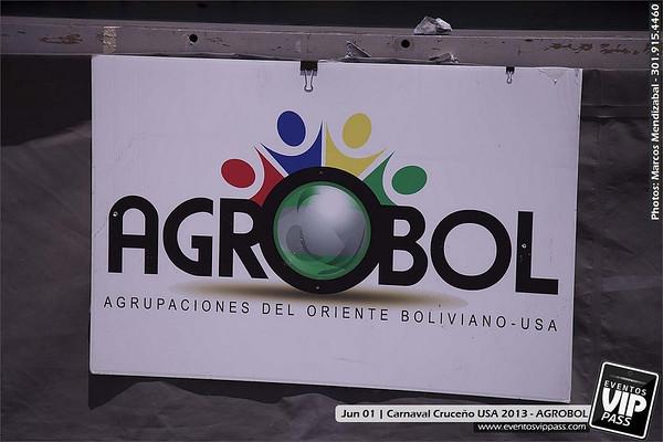 Carnaval Cruceño USA 2013 - AGROBOL | Sat, Jun 01