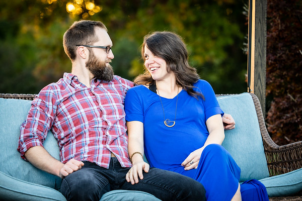 Daniel & Amanda Maternity