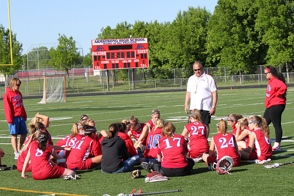 2011 AHS Lacrosse Game vs Holy Family - May 26