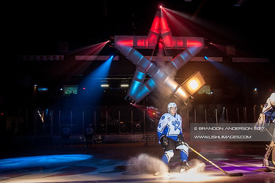 11.11.17 Lincoln Stars vs Sioux Falls Stampede