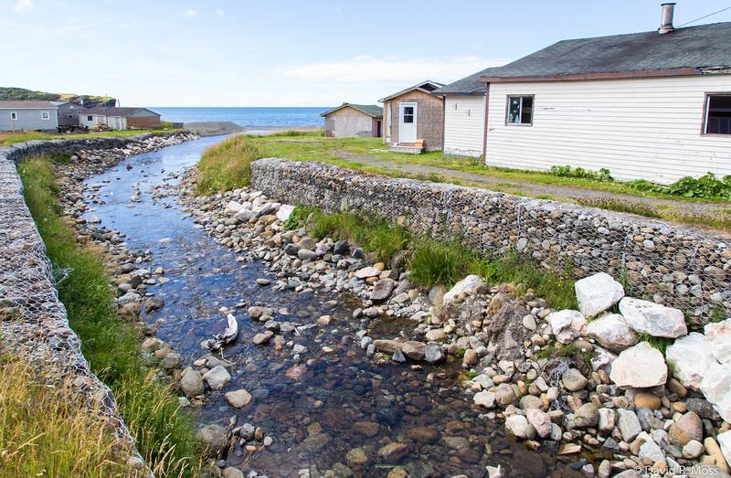 Trout River, Gros Morne National Park, Newfoundland