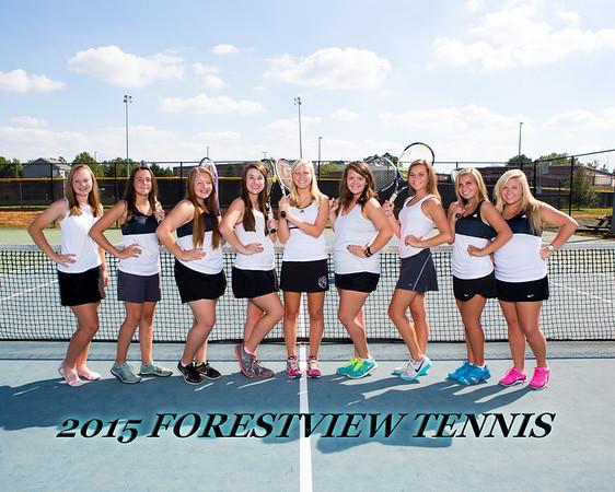2015 Forestview Team Photos