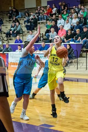 Canton Kiwanis Ladies Basketball All Star Game
