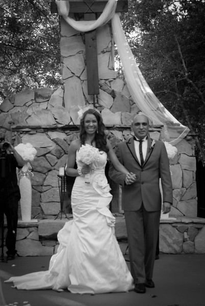 Servando and Kenia's wedding