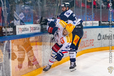 National League: EVZ - ZSC Lions