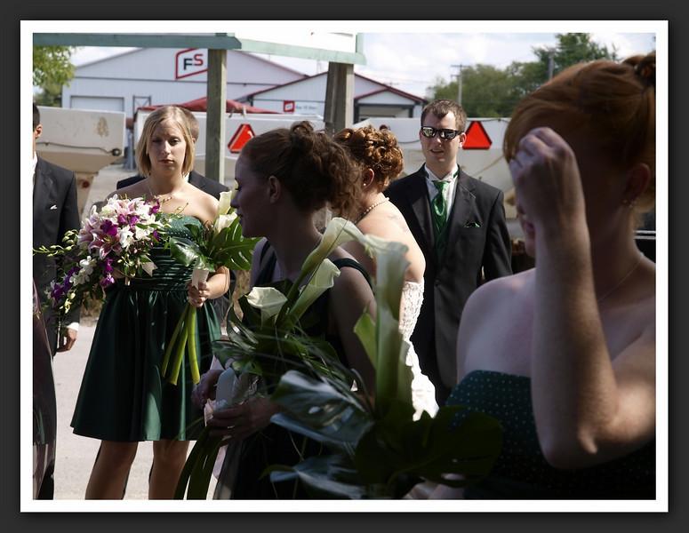 Bridal Party Family Shots at Stayner Gazebo 2009 08-29 002 .jpg