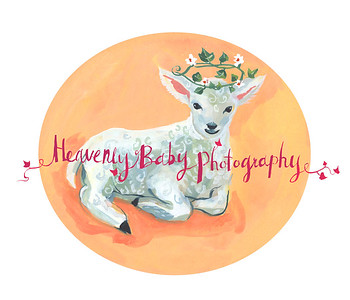 Heavenly Baby Logo