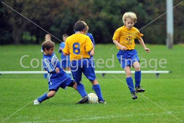 U11 - Boys - Muhl-Long VS Exeter-Tomczyk