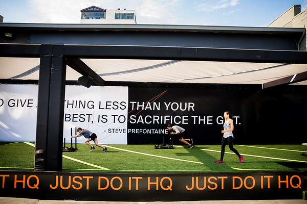 2018 LASEC Just Do It HQ Event