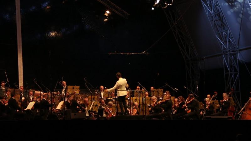 Klassik Open Air, Nürnberger Symphoniker
