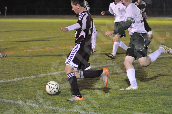 Boys: Ellsworth Vs. MDI: October 18, 2010
