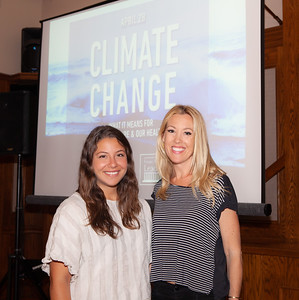 Berry Good Foundation Climate Change Panel Event