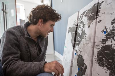 Mapping CS50 around the World