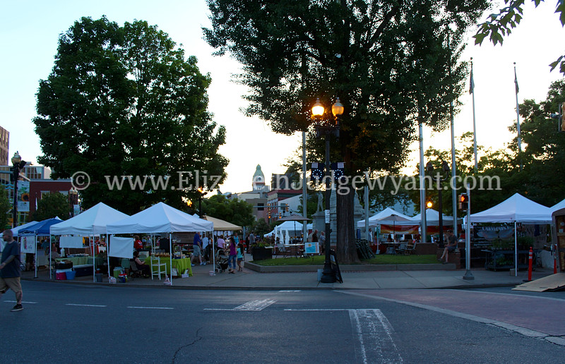 Easton Farmers' Market, Wednesday 6/18/2014