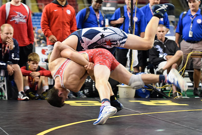 Session II: Preliminaries, 1/8 Championships, Consolations