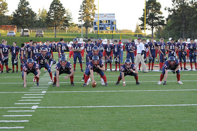 2010 Orono Varsity Football vs. Annandale