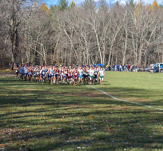 2018 New England Cross Country Championship