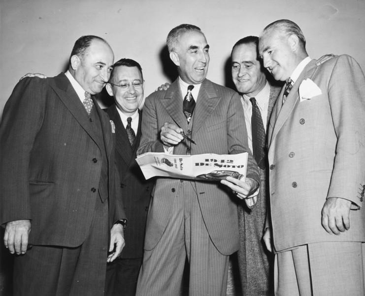 1942, New De Soto