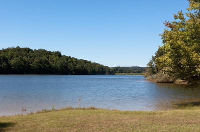 T-Ville City Lake and Old Mulkey