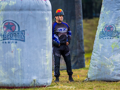 Tiki's Paintball Factory Team Tryout