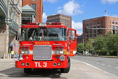 Boston Tower Ladder 3  9/15