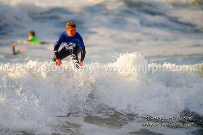 Surfing, Gilgo Beach, NY,  ESA BUNGER CONTEST 10.20.12 Suzeanne