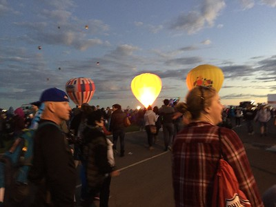 Balloon Fiesta 2016
