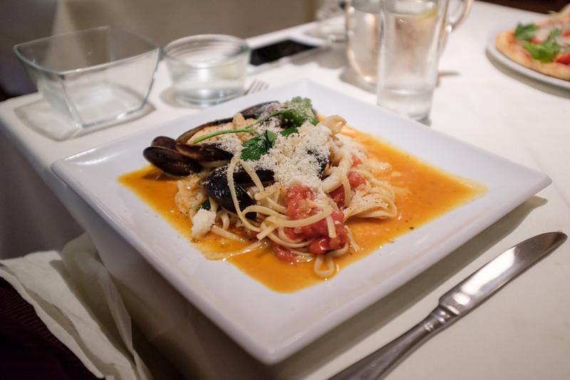 Ravello Italian Restaurant, Lanchester, Durham
