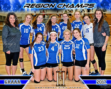 Region Championship-Lady Bruins Vs Heritage and Awards