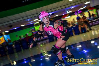 Roller Derby at Hot Wheels - 07/09/2016