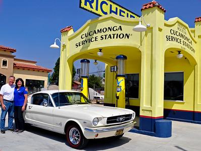4-28-18 Mustang Car Club