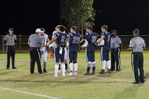 Academy at the Lakes Football v Duval Charter, Nov. 30, 2018