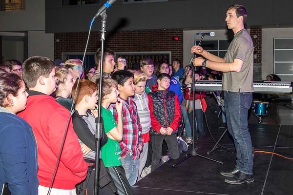 10 Talents Concert and Brad Hurtig