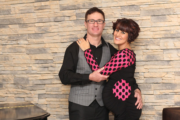 Valicia and Brian Banquet