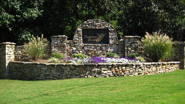 Bentgrass Farms Milton Community