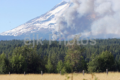Mt Adams Cold Springs Fire 07/13/08