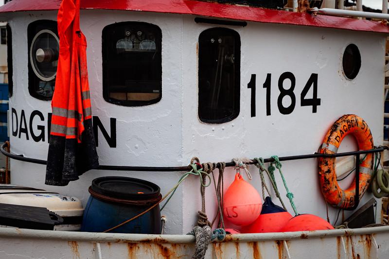 Trawler Detail