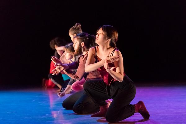Hampshire College Winter Dance Performances 2019