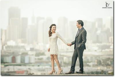 Lenore & Charles Wedding