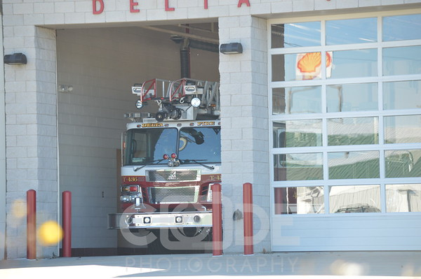 Delta Township Central Fire Department