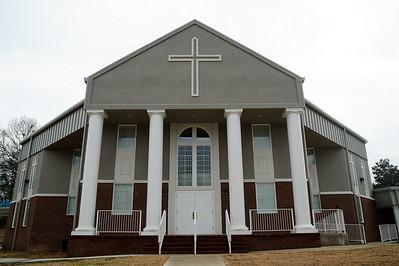 Gaines Chapel A.M.E. Church