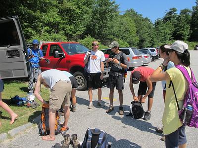 8/5/2012 - Franconia Ridge