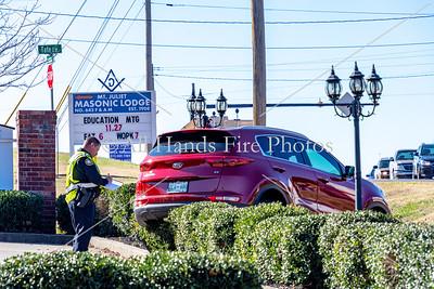 20181122 - City of Mount Juliet - Motor Vehicle Accident