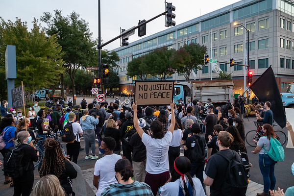 Breonna Taylor Protest - 9/23/20